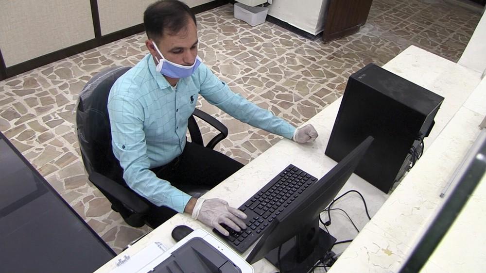 Восстановление интернета в Сирии