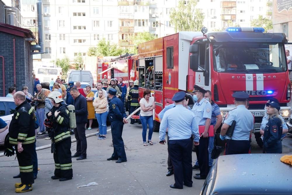 Экстренные службы Нижнего Новгорода