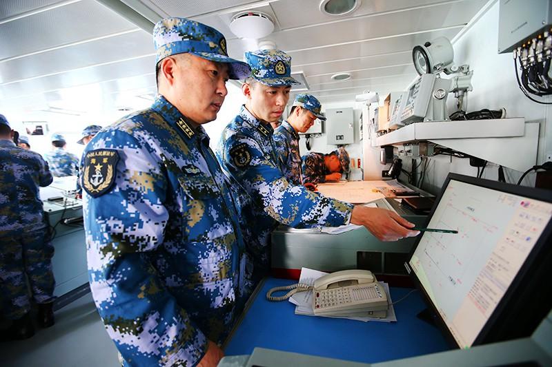 ВМС Китая