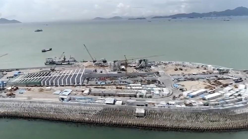 Освоение Китаем островов в Южно-китайском море