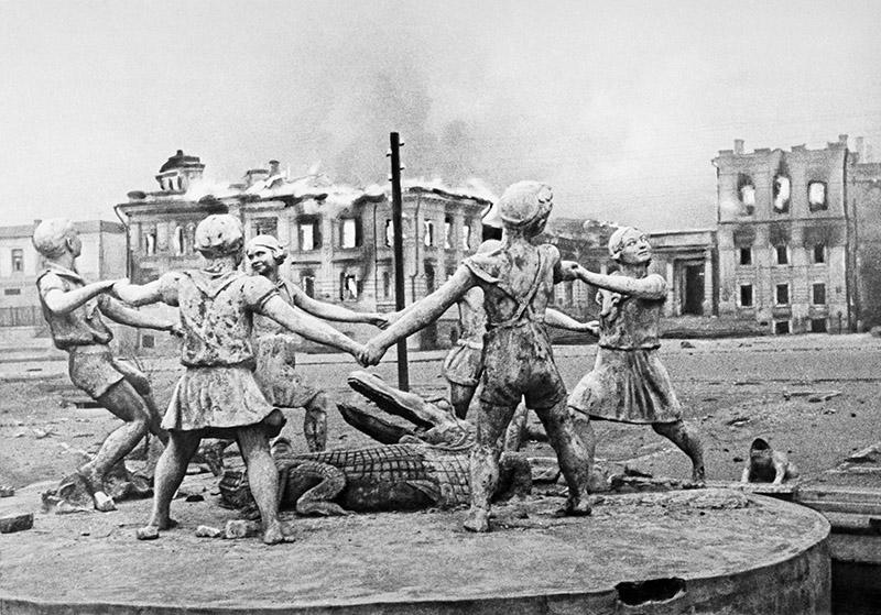 Сталинград, 1942 год