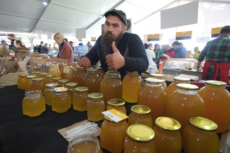 Фестиваль сыра и меда