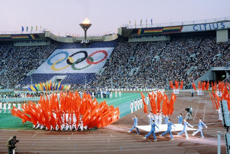 XXII Олимпийские игры, 1980 год