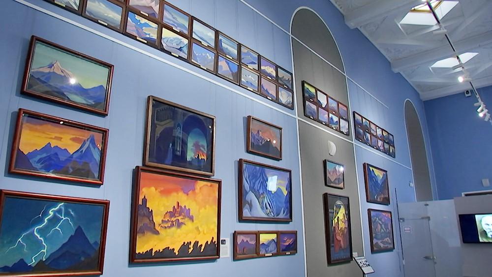 Музей Рерихов на ВДНХ