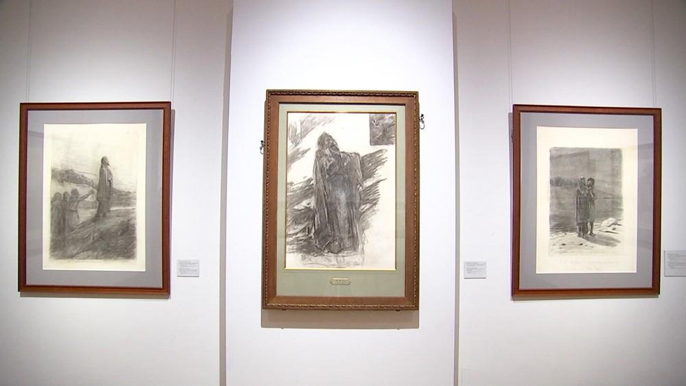 Предпоказ выставки в Государственной Третьяковской галерее