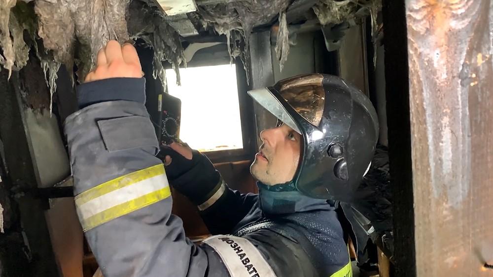 Пожарные эксперты
