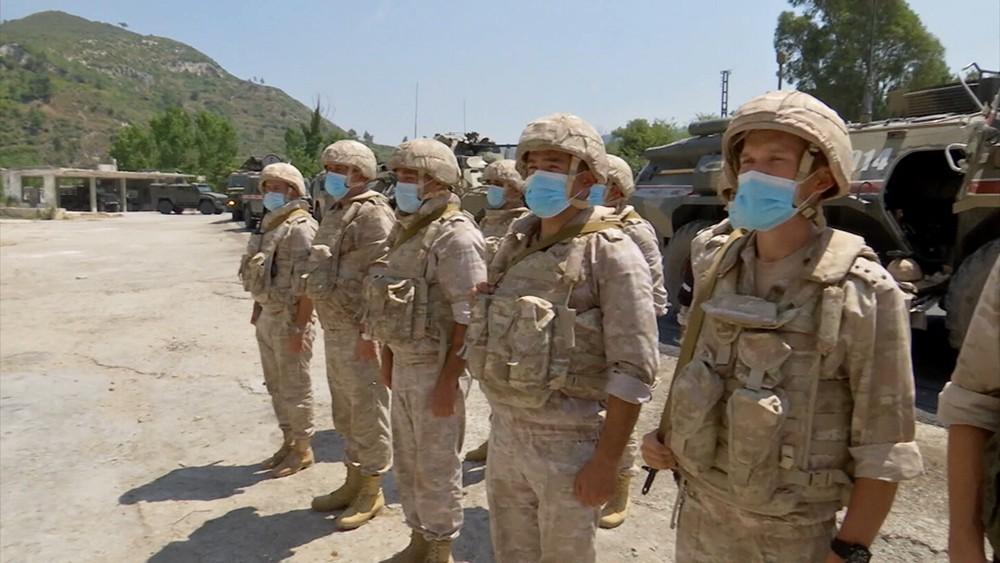 Российско-турецкий патруль в Сирии