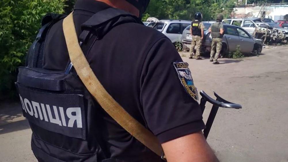 Ситуация с захватом заложника в Полтаве