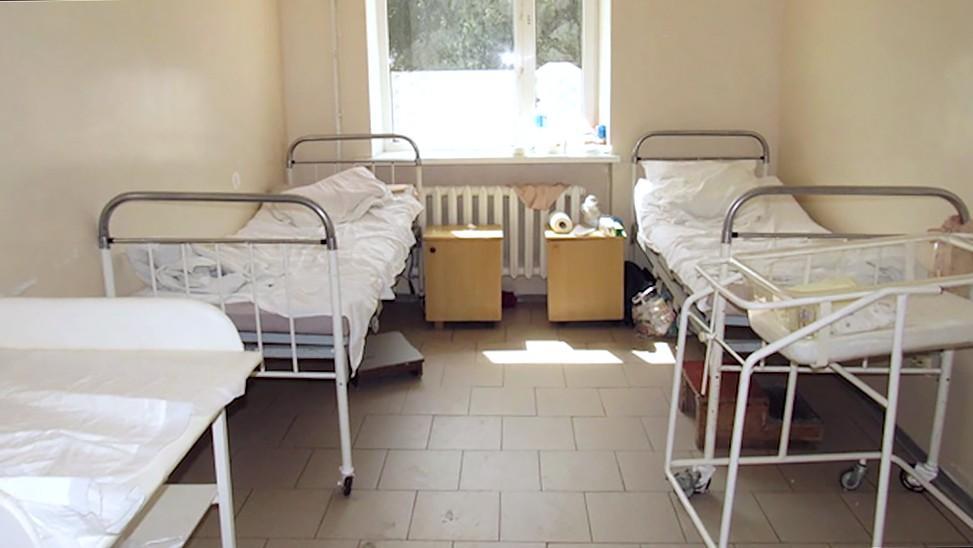 Роддом в Ростовской области, откуда украли младенца
