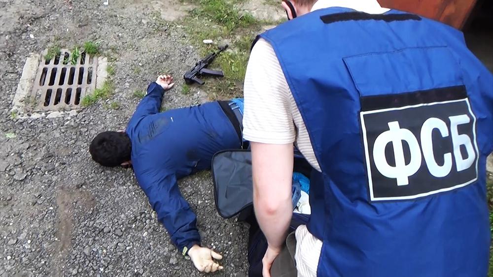 Cпецоперация ФСБ России по предотвращению теракта в Москве