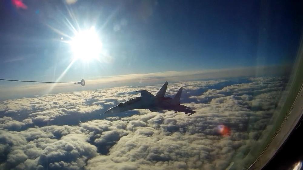 Лётчики в Хабаровском крае
