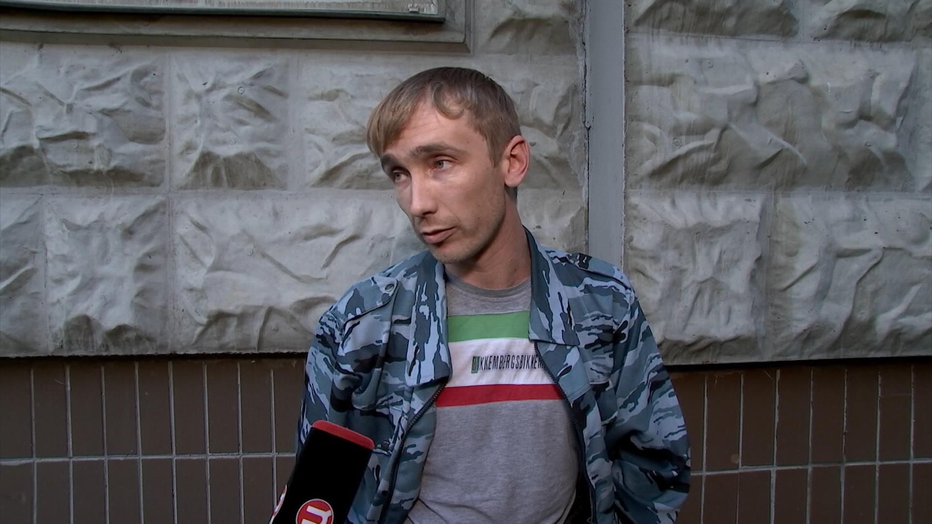 Алексей, охранник
