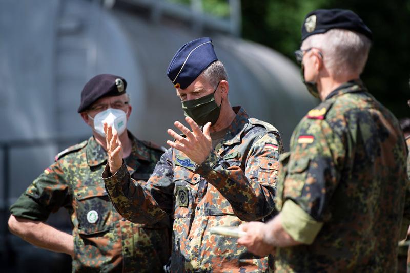 Офицеры Бундесвера