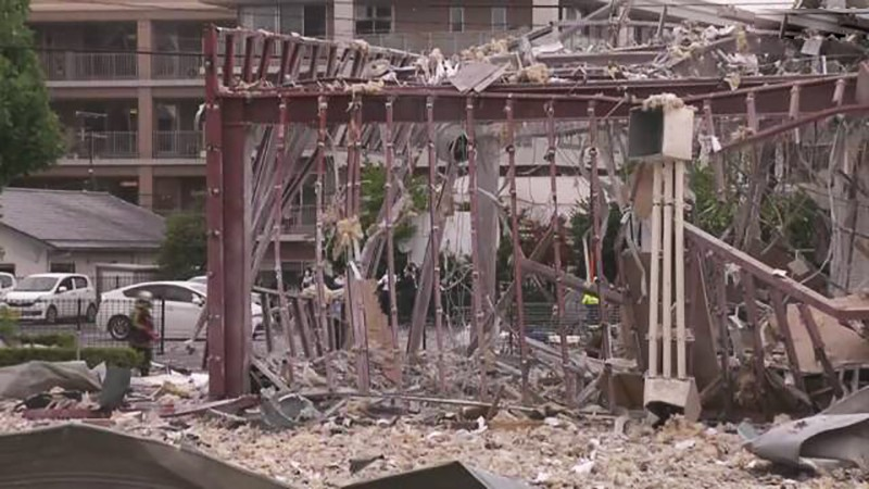 Взрыв в Фукусиме