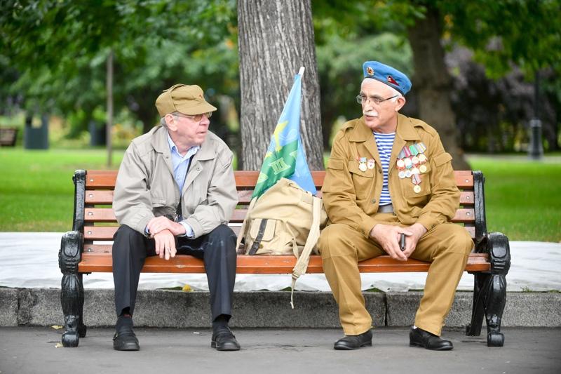 Ветераны ВДВ