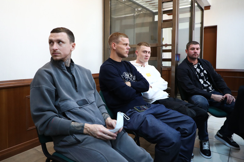 Рассмотрение апелляционных жалоб на приговор в отношении братьев Кокориных, Мамаева и Протасовицкого в Мосгорсуде