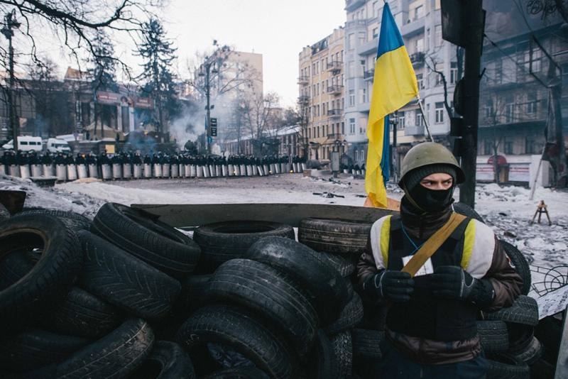 Беспорядки в Киеве, 2014 год
