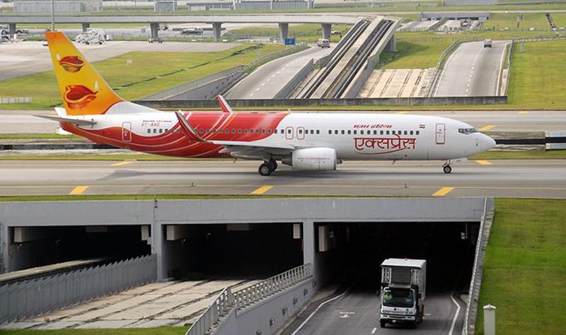 Самолет Air India Express