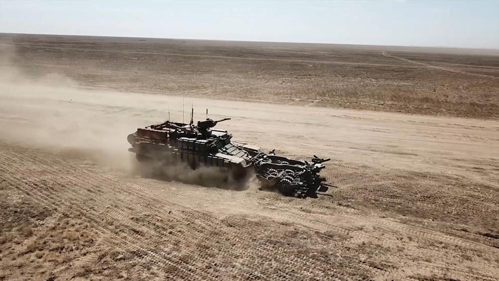 """Российский комплекс """"Уран-6"""""""