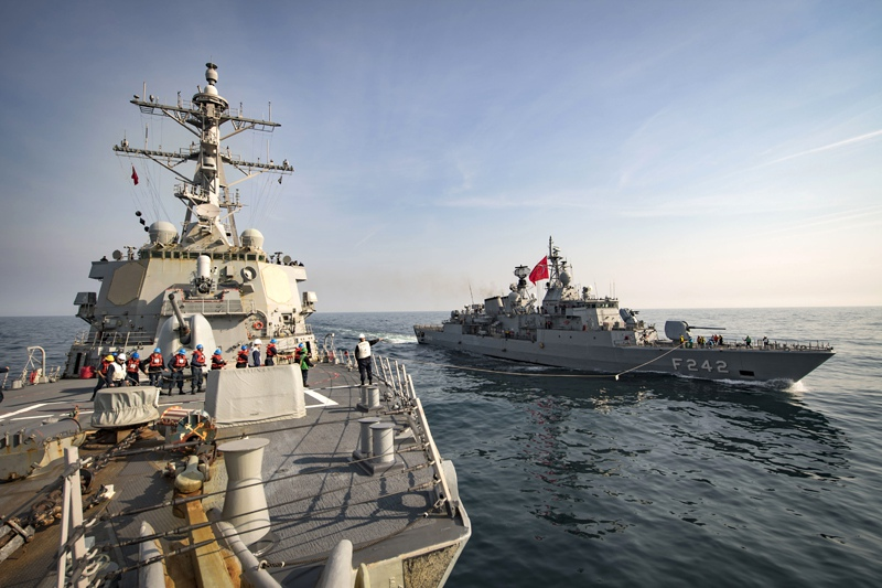 Флот Турции