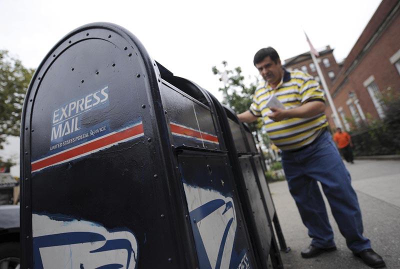 Почтовая служба США