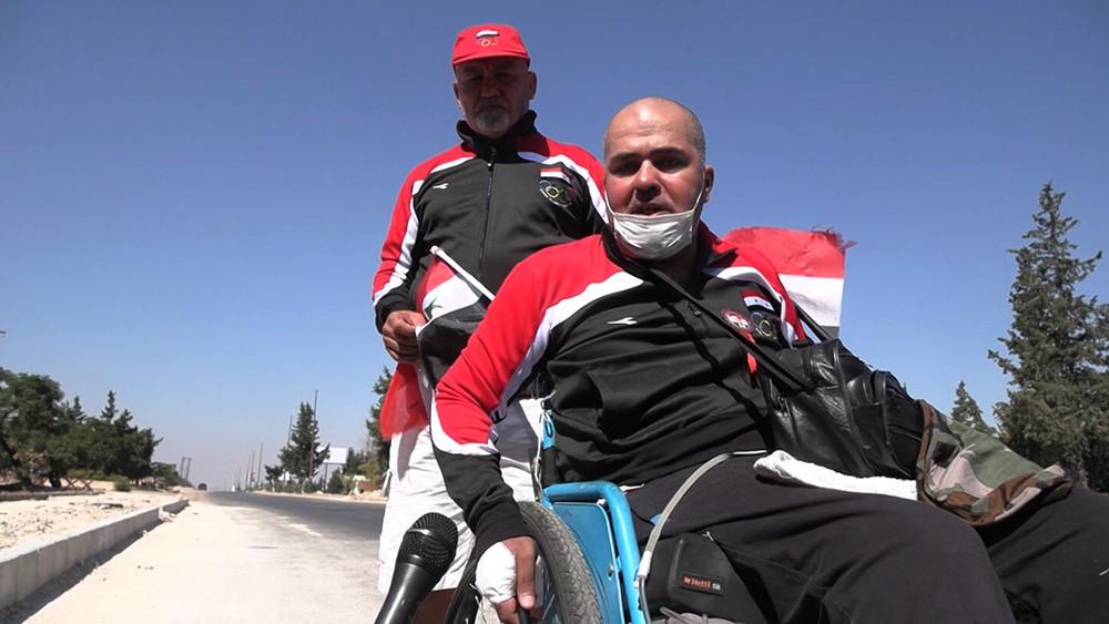 Ветеран сирийской армии