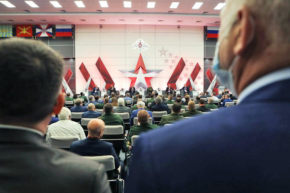 """Международный военно-технический форум """"АРМИЯ"""""""