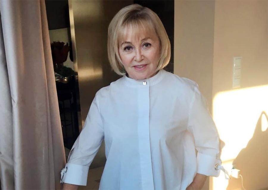 Валентина Заворотнюк