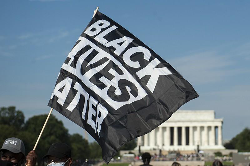 Митинг в Вашингтоне