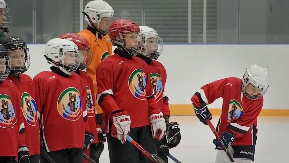 Хоккейная секция