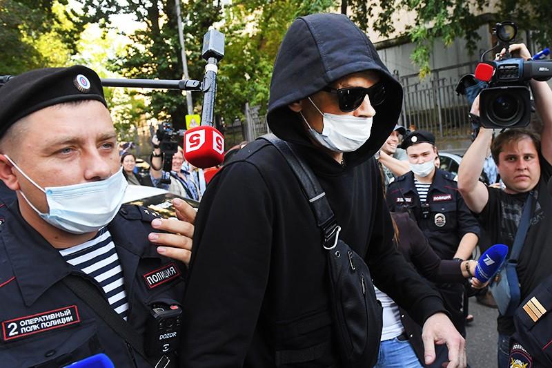 Свидетель Андрей Гаев по делу о ДТП с участием актера Михаила Ефремова