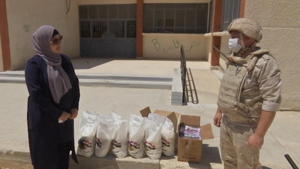 Гуманитарная помощь