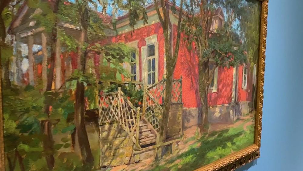 Выставка Сергея Виноградова