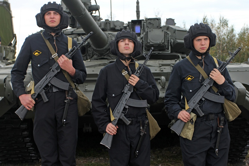 Танковый экипаж