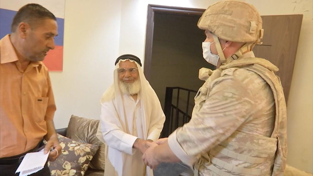 Бывший сирийский боевик