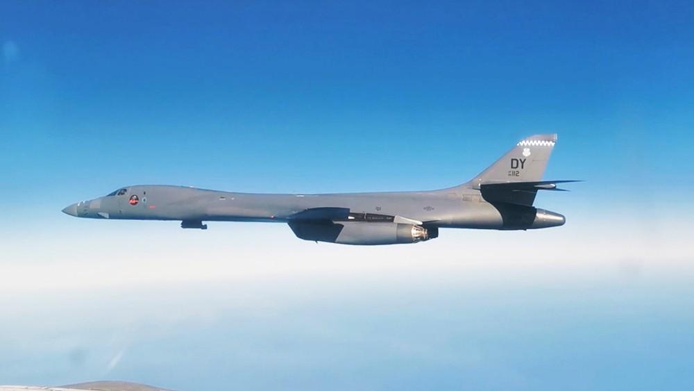 Бомбардировщик США
