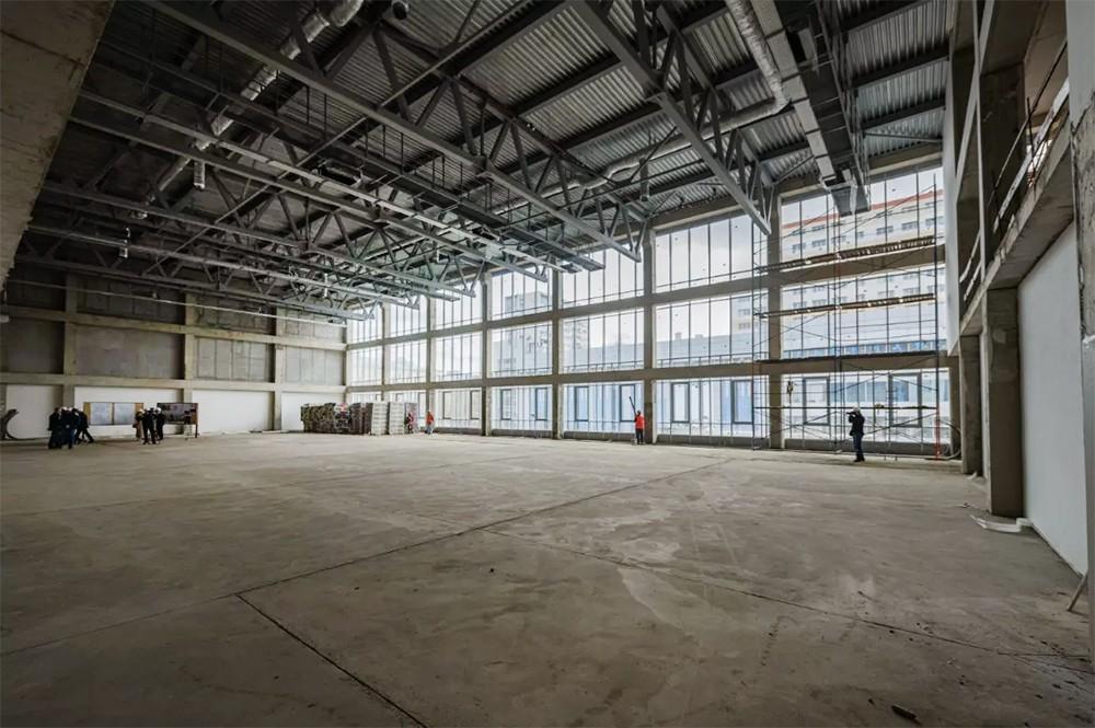 Строительство многофункционального центра физической культуры и спорта