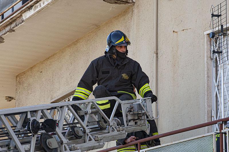 Пожарный Италии