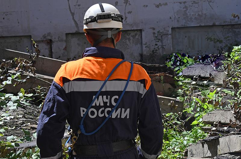 Землетрясение под Иркутском сняли на видео