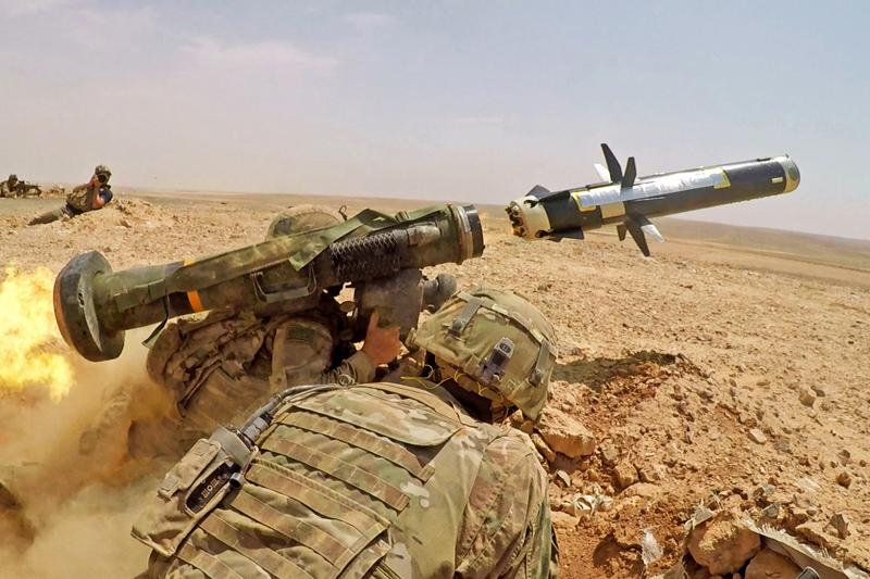 Комплекс  FGM-148 Javelin