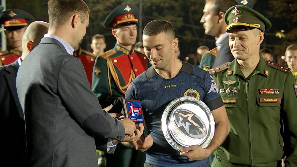 Армейский турнир по регби-7