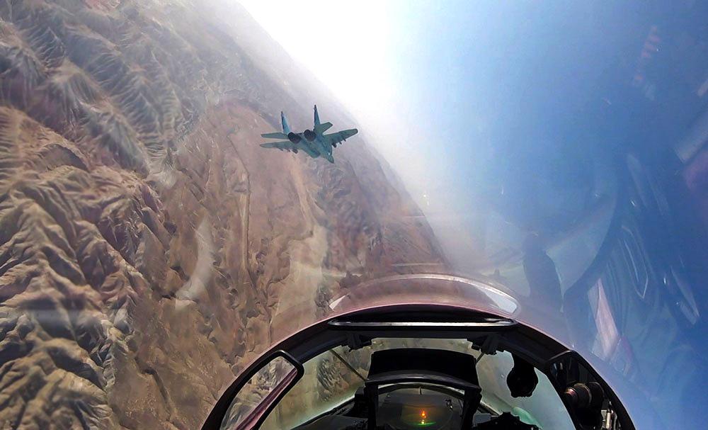 Истребители ВВС Азербайджана