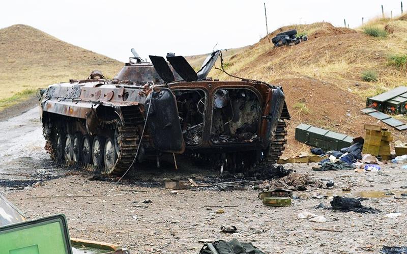 Вооруженный конфликт в Нагорном Карабахе