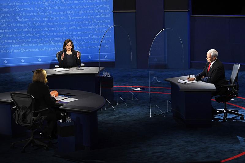 Дебаты вице-президента