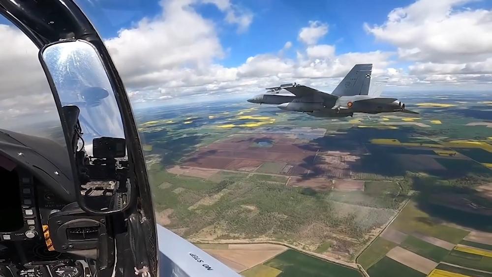Истребители НАТО