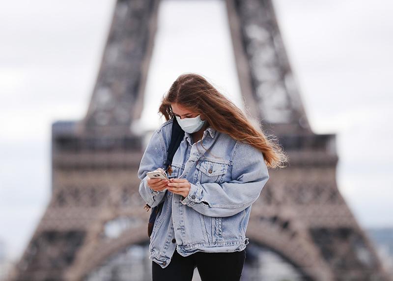 Ситуация с коронавирусом во Франции