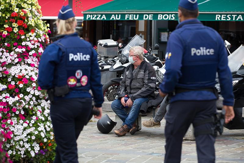 Ситуация с коронавирусом в Бельгии