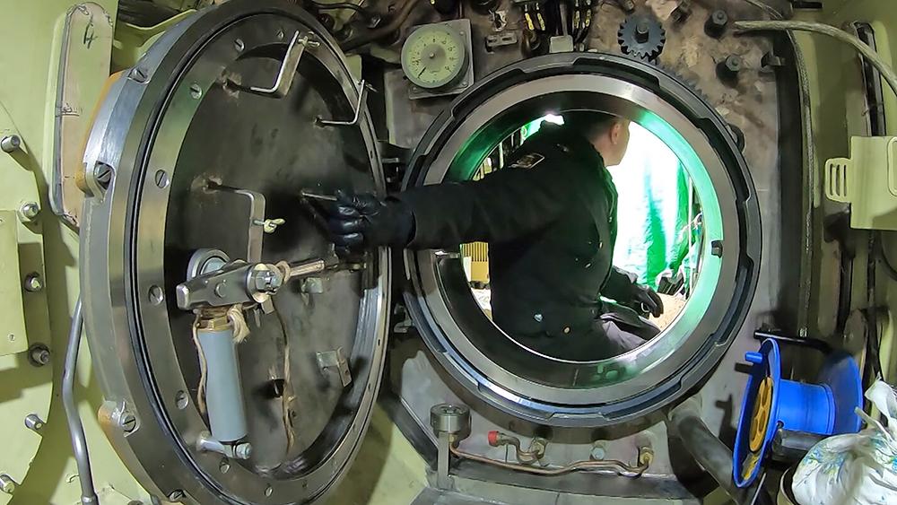 Глубоководный аппарат