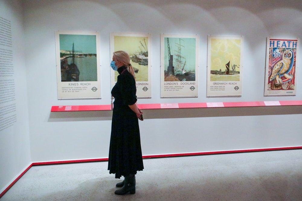 """Выставка """"Реклама как искусство"""""""