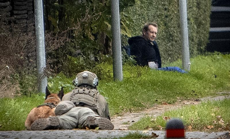 Осужденный за убийство журналистки датский изобретатель Петер Мадсен задержан при попытке бегства из тюрьмы